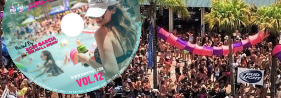 Girls in Wonderland Pool Party with CD Image